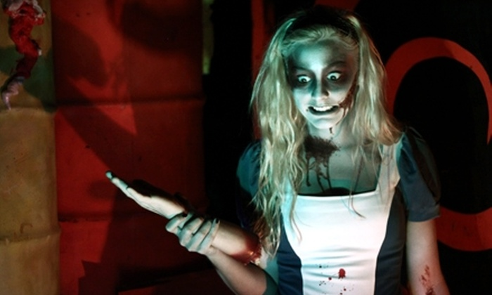 Ten Florida Haunts To Scare You Silly This Halloween