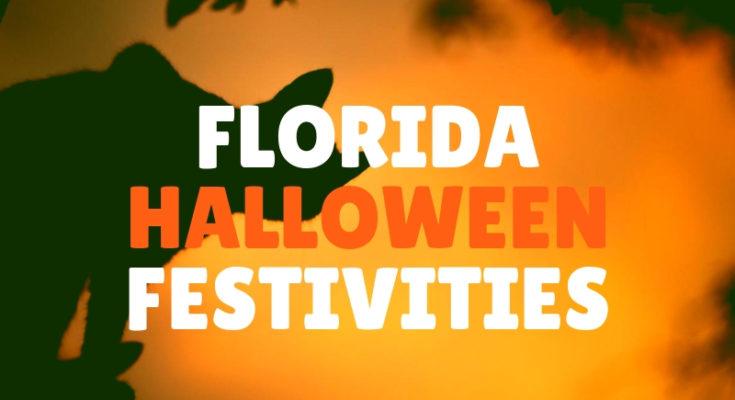 Florida Halloween Festivities Sunshine State Of Mind
